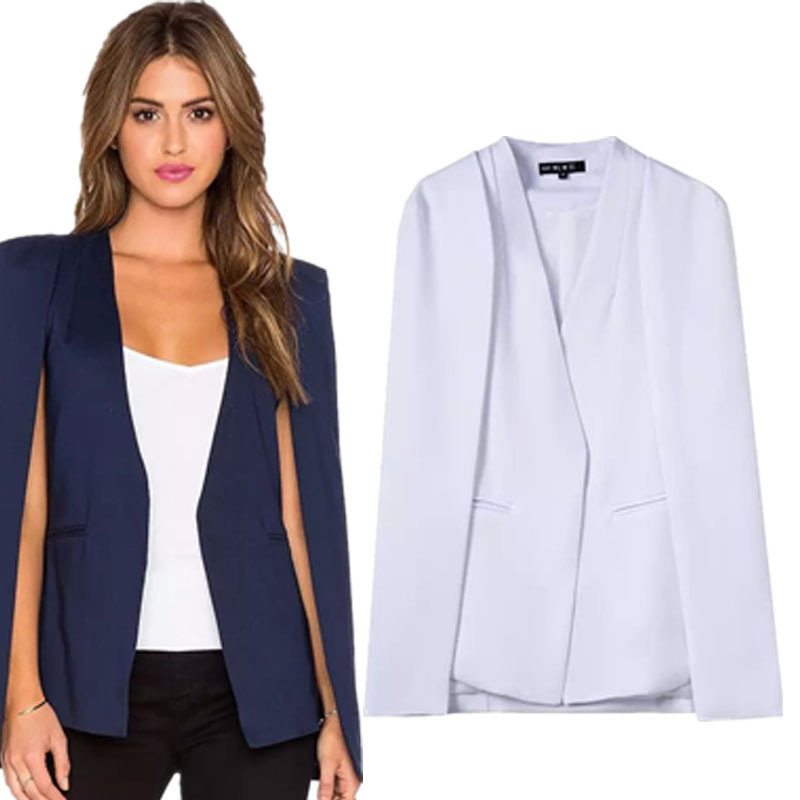 Blue And White Women Blazer | ZOLL Medical Corporation - LifeVest ...