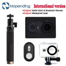 NEUE Original Xiaoyi yi Action Sports Kamera Xiaoyi WiFi Sport-kamera 16MP 60FPS WIFI Ambarella Bluetooth International Version