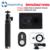 Original novo xiaomi yi xiaoyi wifi esporte câmera esportes de ação da câmera 16mp 60fps wi-fi ambarella bluetooth versão internacional