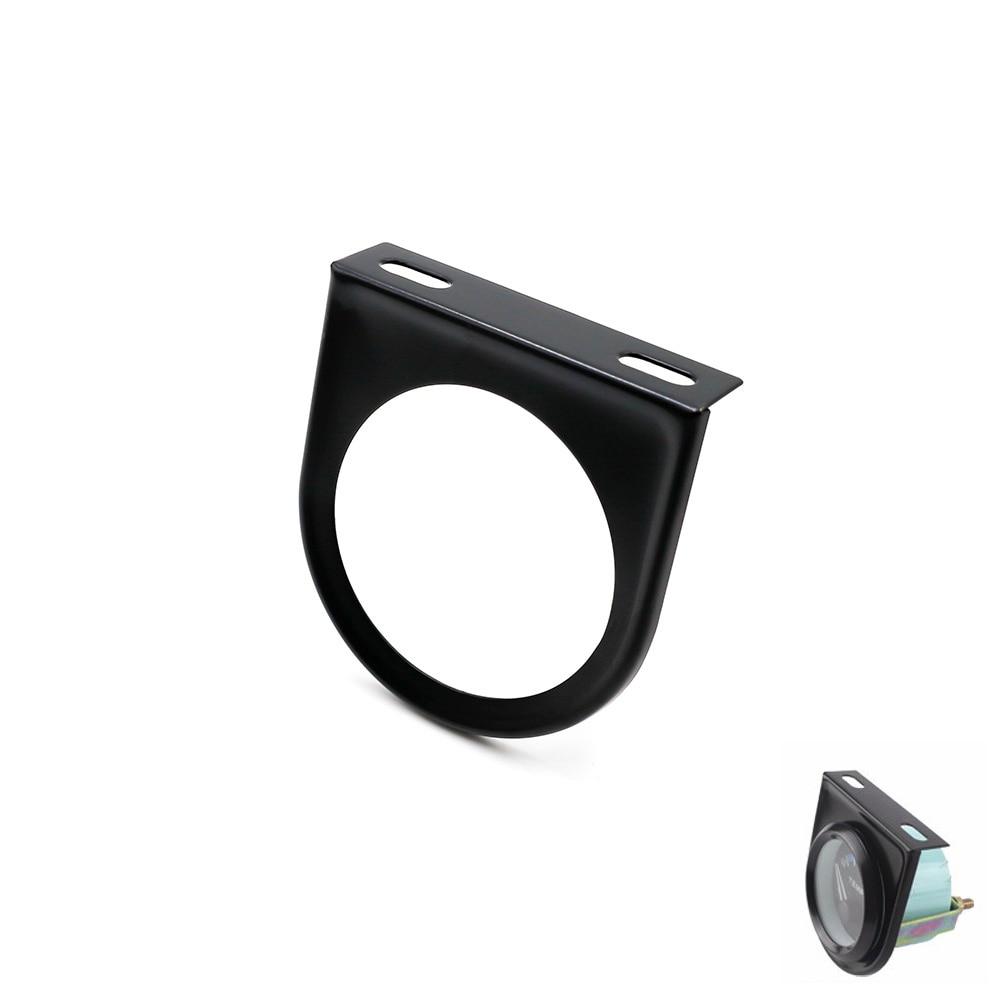 Universal single Car Gauge Holder 2 inch 52mm Bracket Car Meter Gauge Pod Gauge Holder Dash Mount Dual Car Meter auricular para solo un oido png