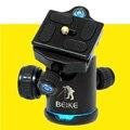 BEIKE BK-03 03 Trípode de Cámara Rotula con Cierre Rápido Q999 de 1/4 Tornillo Para Weifeng Zomei QZSD Q666 Profesional trípode