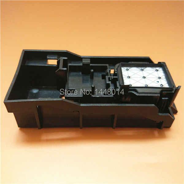 Kualitas tinggi untuk Epson DX5 kepala membersihkan unit/Eco solvent plotter Mimaki JV33 JV5 CJV30 TS34 Cap stasiun perakitan 2 pcs/lot