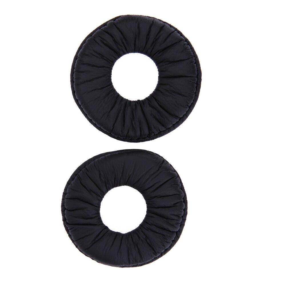 Wholesae 1 Pair Replacement Earphone Ear Pad Earpads Soft Foam Cushion for Sony MDR-V150 V250 V300 V100 Headphone Black цены онлайн