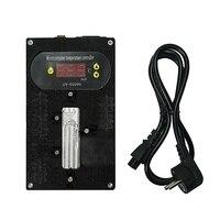 LY 988A placa base móvil pre-calentador Estación de placa de calefacción de temperatura para IP5 5S 6 6s 6sp 7 7p 8 8P 220V 110V