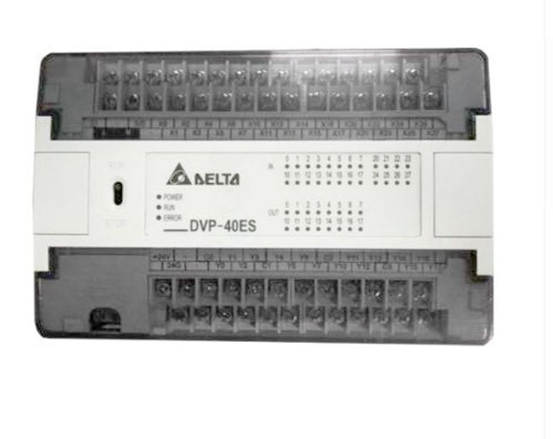 все цены на New Original DVP40ES00R2 Delta PLC with100-240VAC 24DI 16DO relay output Standard онлайн