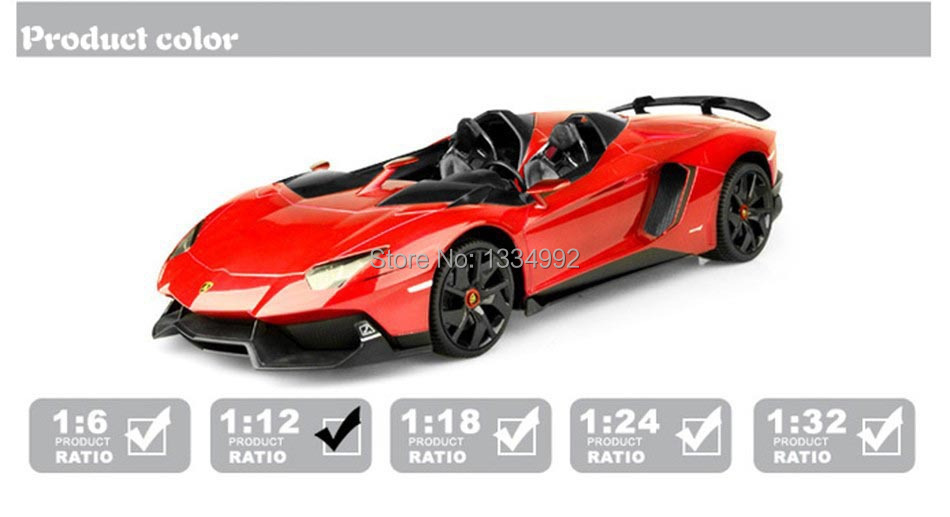 Electric Remote Control Rc Racing Cars Model Rc Sports Cars