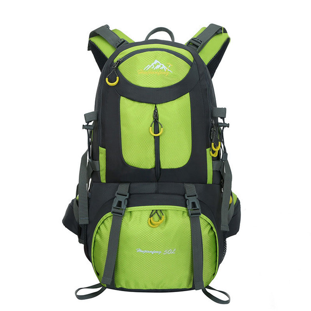 Waterproof Large Hiking Backpack