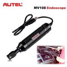 Autel Maxi MV108 8,5mm Digitale Inspektion Kamera Leistungsstarke für MaxiSys Pro und PC unterstützung video inspection scope