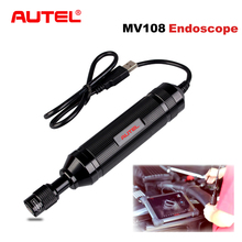 Autel MaxiVideo MV108 8.5mm Digital Inspection Camera Powerful for MaxiSys Pro and PC support video inspection scope