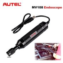Autel Maxivideo MV108 8.5Mm Digitale Inspectie Camera Krachtige Voor Maxisys Pro En Pc Ondersteuning Video Inspectie Scope