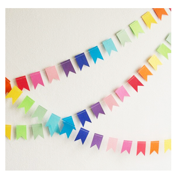Aliexpresscom Buy 50pcslot Colorful Wall Decoration Paper