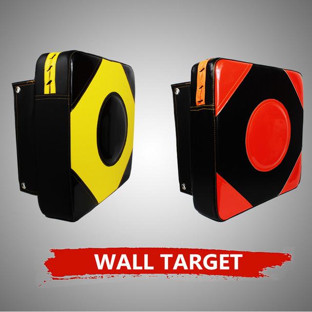 Wall Punch Pad kick target Training Fitness MMA Fighter Boxing Bag Sport Sandbag Punch Wall Punch Bag