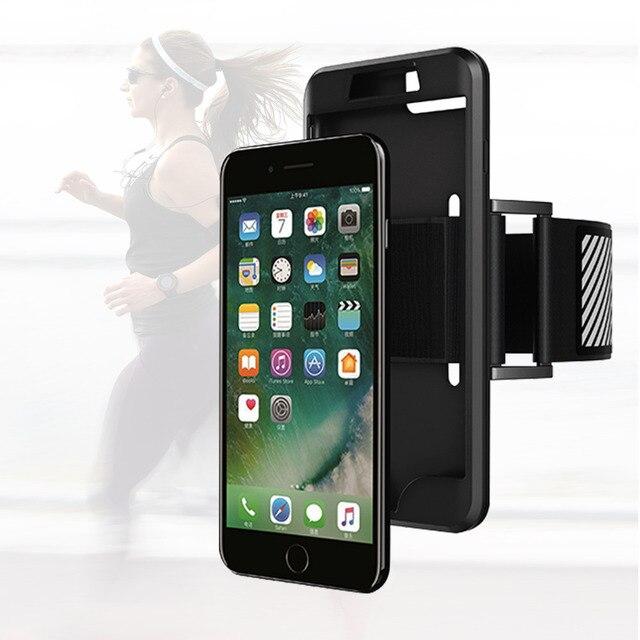 custodia iphone 7 da braccio