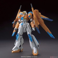 Gundam Build Fighter Bandai HGBF 047 Scrambled Gundam 1/144 Gundam hobby model building toys kids