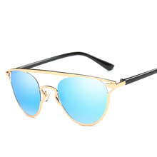 Unisex Retro Aluminum Brand Sunglasses Polarized Lens Vintage Eyewear Accessories Sun Glasses Oculos For Men Women 0828