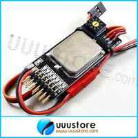 Multifunctional Remote Switch RC Smoke light Control 7 Channel 1 Servo Signal Input RCD3003 Free shiping