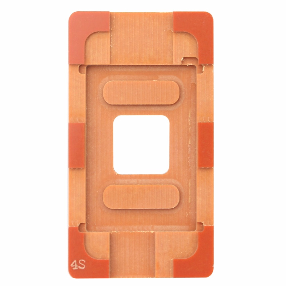 Bakelite Solid Precision Screen Refurbishment Mould Molds For iPhone 4 & 4S image