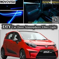 For Proton Iriz Global Small Car Compact Car Interior Ambient Light Tuning Atmosphere Fiber Optic Band