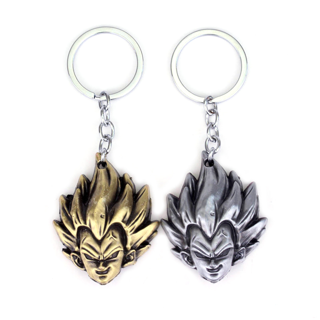 2 Colors Japan Anime Keychain