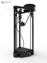 MICROMAKE printer pulley version DIY learning kit injection molded delta parallel arm Kossel 3D printer