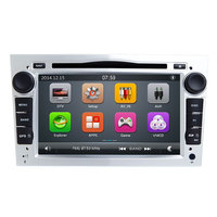 AutoRadio 2 Din Car DVD Multimedia Player GPS Navi For Opel Zafira b Astra H J Vectra C B Corsa D C G Meriva B Vivaro Antara