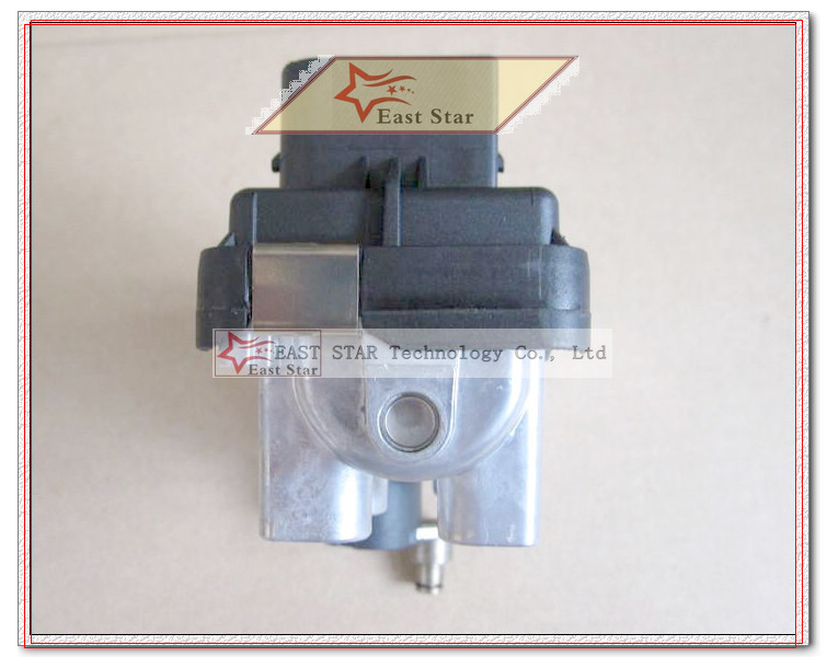 Turbo electric Actuator Turbocharger electronic Wastegate Actuator G 16 G 016 G16 G016 767649 6NW009550 6NW 009 550 2.7TDi 3.0TD