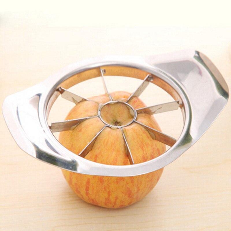 1pcs useful fruit vegetable dicer slicer apple cutter pear chopper food slicer cutter kitchen tool - Vegetable Dicer