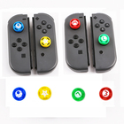 4 Pcs Silicone Analog Thumb Stick Grips Caps For Nintend Switch NS JoyCon Controller Sticks Cap Skin for Joy Con Cover