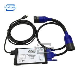 Для CNH EST диагностический Комплект New Голландии чехол диагностический инструмент с CF19 ноутбук V9.2 инженерный уровень грузовик CNH трактор Диаг...