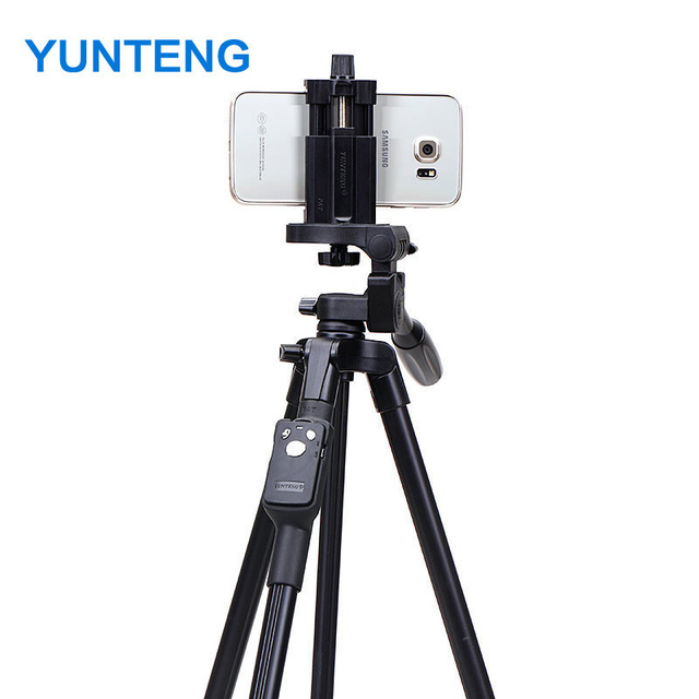 Universal Cell Phone Clip for iPhone Samsung Huawei Xiaomi Smartphone Monopod Mobile Phone Holder Mount Bracket Tripod Adapter