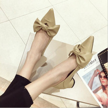 2019 new style Women  Shoes Round Toe Oxford Woman PU bullock Free Shipping