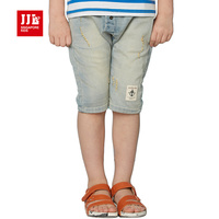 Children Harem Pants Trousers 2016 Baby Boys Jeans Brand Fashion Summer 4 11Yrs Kids Trousers Children