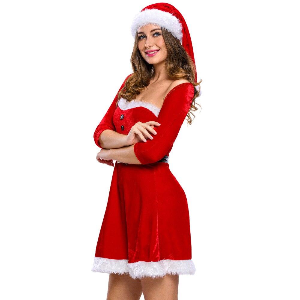 achetez en gros rouge de no l robes pour femmes en ligne des grossistes rouge de no l robes. Black Bedroom Furniture Sets. Home Design Ideas