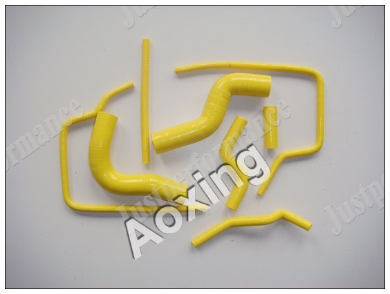 Performance Silicone Radiator Hose kit for HOLDEN COMMMODORE VS 3.8L V6