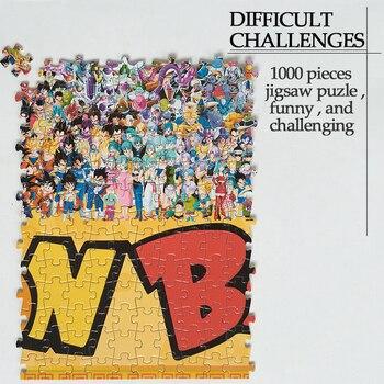Kundenspezifisches Puzzle | MOMEMO Sommer Nacht Erwachsene Anime 1000 Stück Cartoon Jigsaw Puzzle Angepasst Holz Puzzle Spielzeug Interessant DIY 1000 Puzzle Spiel