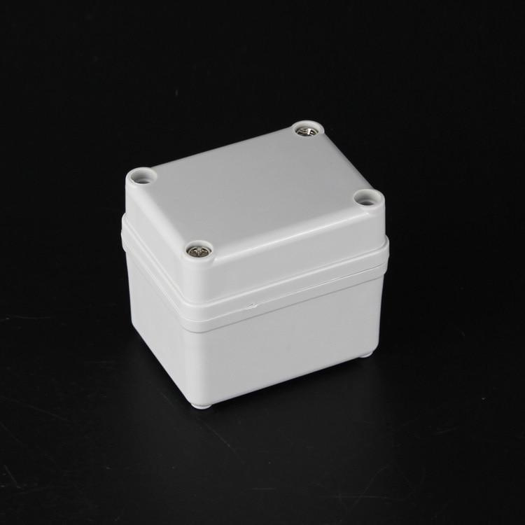 65*50*55MM Waterproof Plastic Electronic Project Box w/ Fix Hanger Plastic Waterproof Enclosure Box Housing Meter Box 65 95 55mm waterproof case