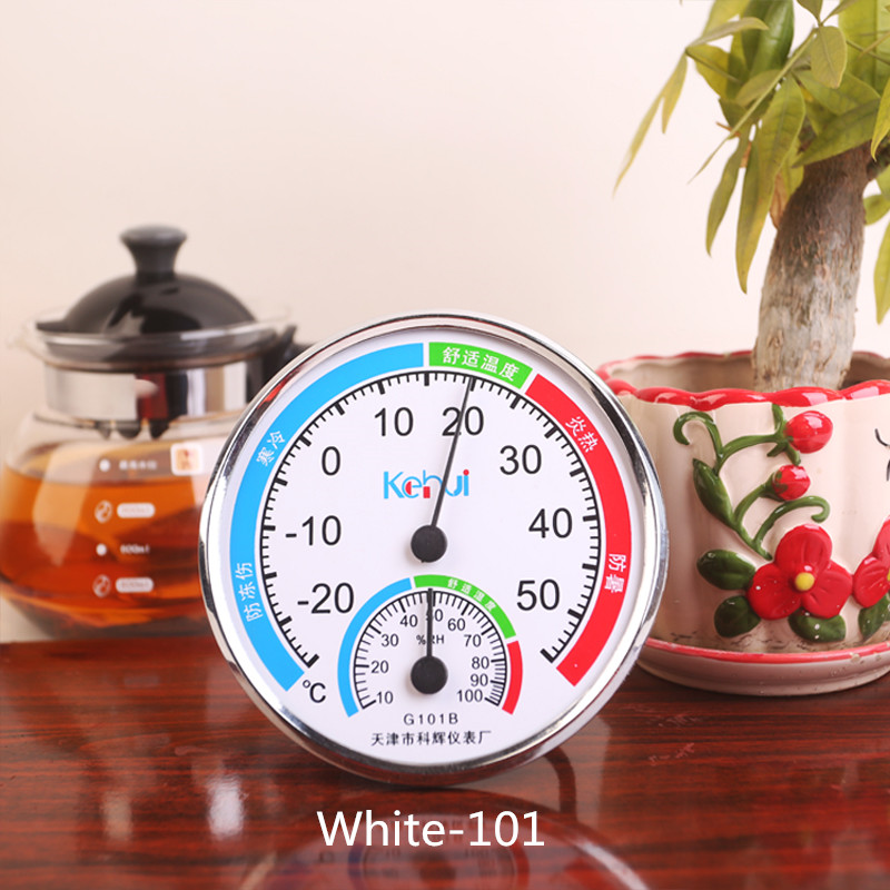 Free shipping Household Analog Thermometer Hygrometer Temperature Humidity Monitor Meter free shipping air monitor thermometer hygrometer gas analyzers