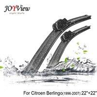 RAINFUN U Hook Size 26 0 Fit For Citroen C1 2005 High Quality Windscreen Wipers Escobillas