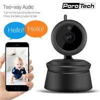 2018 Newest 1080p HD Wifi Camera P2P Network IP Camera Home Security Surveillance Video IR Night