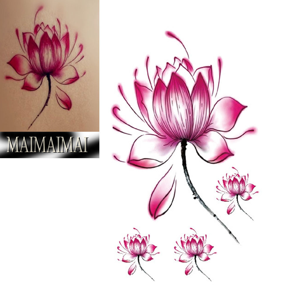 2016 New Arrival Top Fashion Men Waterproof Temporary Tattoo