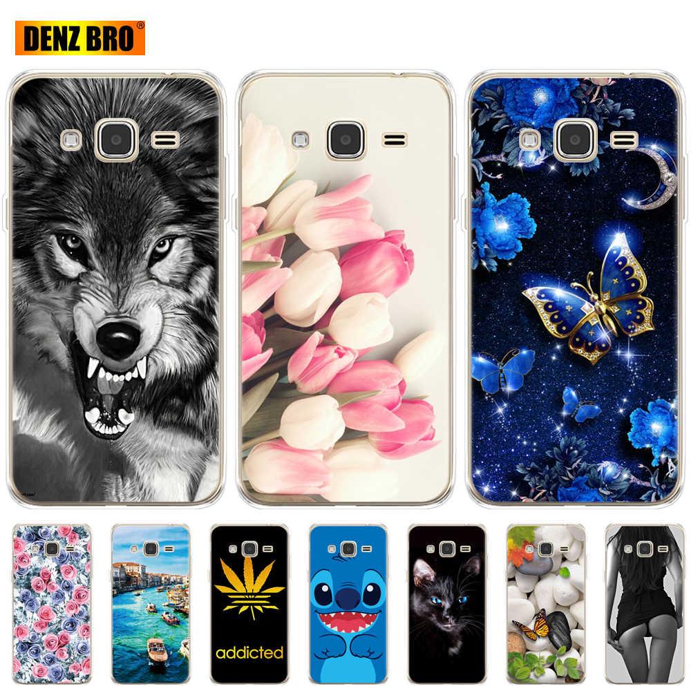 Dành cho Samsung Galaxy Grand Prime G530 Ốp lưng Ốp Lưng điện thoại Dành Cho Samsung Galaxy G530 G531 Mềm TPU cho Samsung Grand Prime