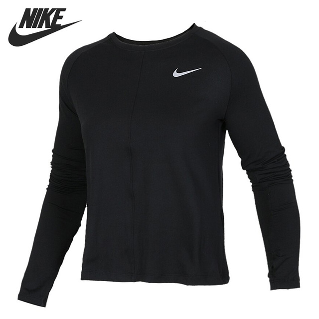 d881454b Original New Arrival 2017 NIKE DRY TOP LS SSNL ELMNT Women's T-shirts Long  sleeve