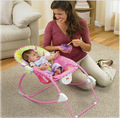 2016 Free Shipping Musical Baby Swing Rocker Baby Chair Bouncer Vibrating Baby Bouncer Friends Space Saver Swing And Seat