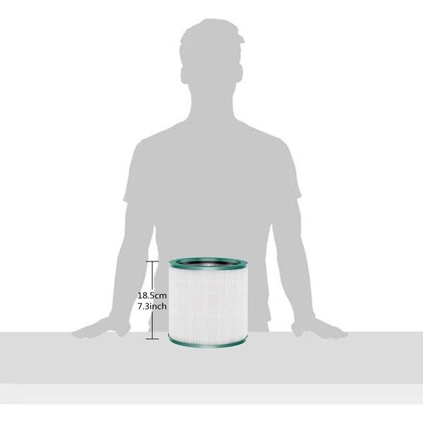 Воздухоочистители фильтр для dyson башня очиститель для Tp02 и Tp03 моделей. Сравните с Частью #968126-03. (Упаковка из 2)