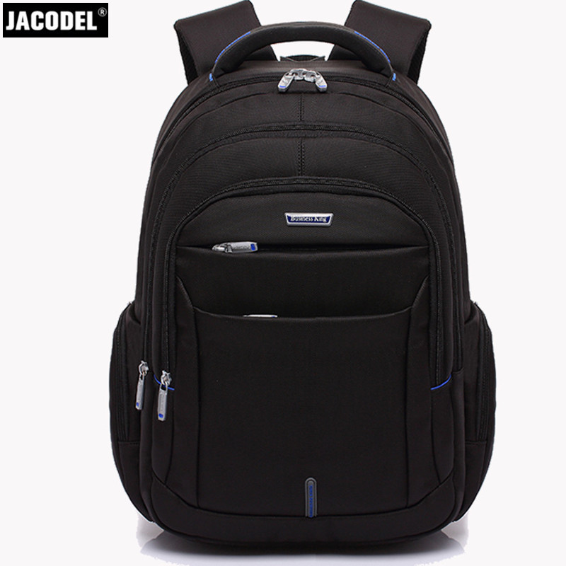 все цены на Jacodel Laptop Bagpack 15 inch Notebook Backpack Travel Case Computer PC Bag for Lenovo Asus Dell Notebook 15.6 inch School Bags онлайн