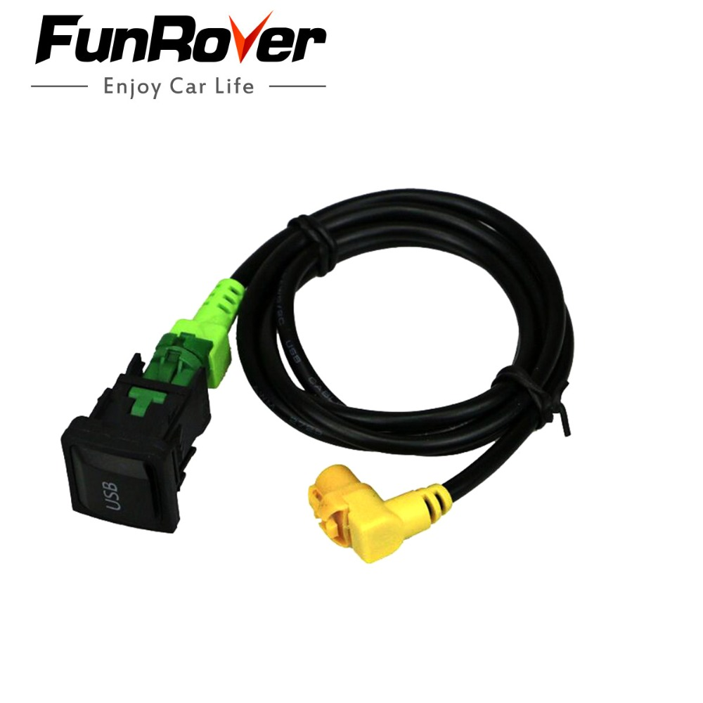 Worldwide delivery vw rcd300 usb adapter in Adapter Of NaBaRa