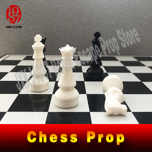 Image 4 - real life escape room Takagism game props chess prop magic prop for escape mysterious room from JXKJ1987 room escape chess prop