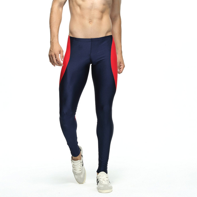 Taddlee Brand Sexy Mens long tight pants full length pants men male harem trousers Casual Pencil sweatpants Stretch Bottoms 2