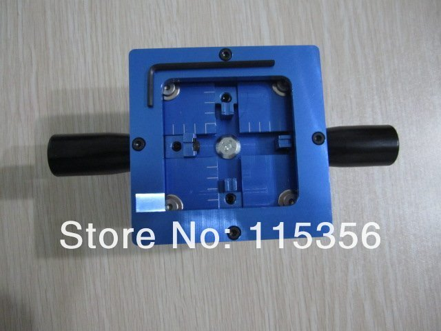 Free shipping Factory sale BGA reballing rework station with Hand grip for 90mm stencils