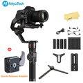 FeiyuTech Feiyu AK2000 3-осевой механической ручной карданный Стабилизатор камеры DSLR для sony Canon 5D 6D Mark Panasonic GH5 Nikon